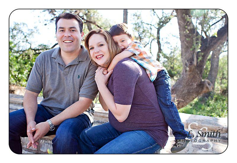 Family photography texas